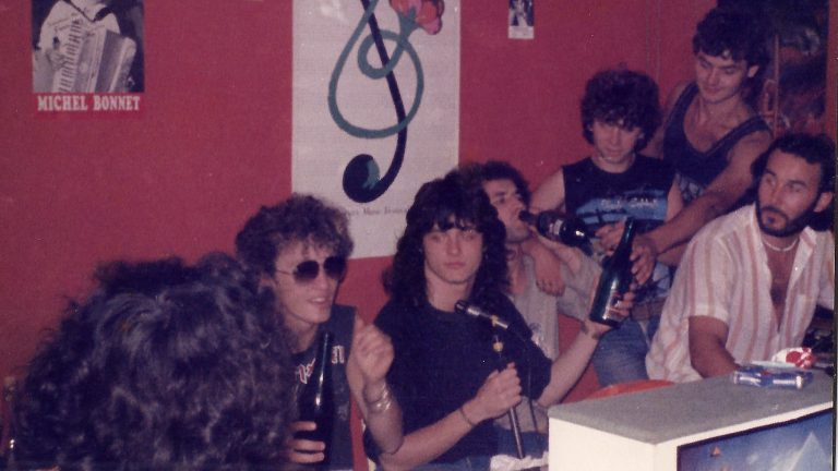 1985 - Azar,Studio,franckkd